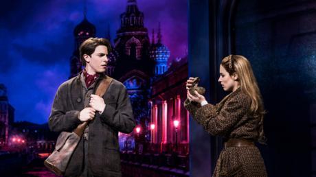 Anastasia à Broadway !