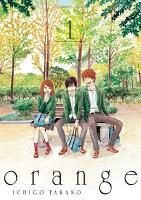 'Orange, tome 3' d'Ichigo Takano