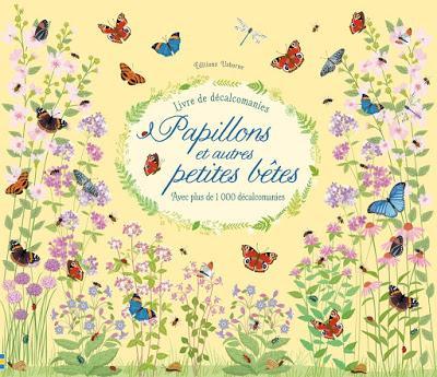 Papillons et autres petites bêtes - Editions USBORNE