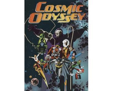 COSMIC ODYSSEY : DRAME COSMIQUE CHEZ DC AVEC JIM STARLIN ET MIKE MIGNOLA