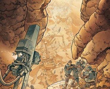 On Mars (T1) – Un monde nouveau