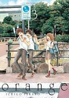 'Orange, tome 5' d'Ichigo Takano