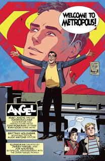 SUPERMAN AMERICAN ALIEN : UN PORTRAIT FORT JUSTE DE MAX LANDIS