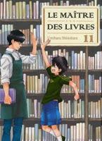 'Le maître des livres, tome 5'de Shinohara Umiharu
