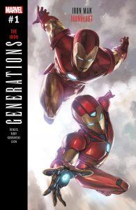 Generations: Iron Heart & Iron Man #1