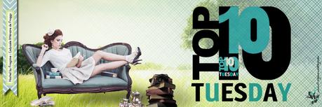 Top ten Tuesday #23