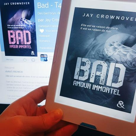Amour immortel | Jay Crownover (Bad #4)