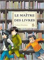 'Le maître des livres, tome 6'de Shinohara Umiharu