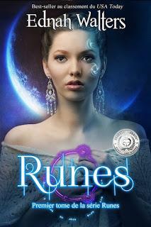 Runes, Tome 2 : Immortels    d'  Ednah Walters