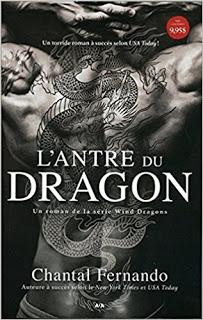 Wind Dragons - tome 1 : L'Antre du Dragon - Chantal Fernando