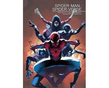 """SPIDER-MAN : LE """"SPIDER-VERSE"""" DE RETOUR DANS LA COLLECTION """"MARVEL EVENTS"""""""