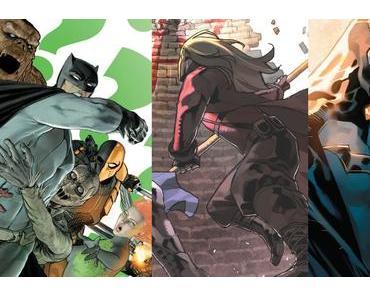 Batman #30, Detective Comics #963, Detective Comics #964
