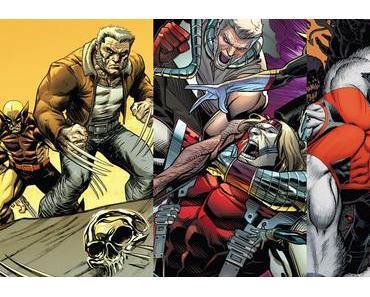 Astonishing X-Men #3, X-Men Gold #11, X-Men Blue #11
