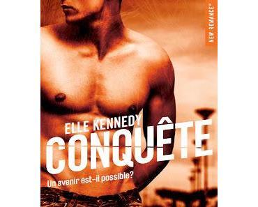 'Les insurgés, tome 1 : Conquête' d'Elle Kennedy