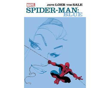 SPIDER-MAN BLUE : L'INOUBLIABLE GWEN STACY PAR JEPH LOEB ET TIM SALE