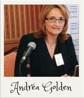 Interview Andréa Golden