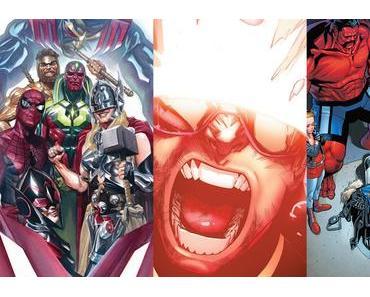 Avengers #11, Champions #12, U.S. Avengers #10