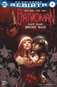 Batwoman #4 - 7