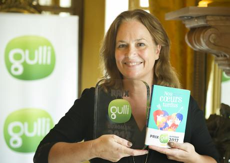 Prix Gulli du roman 2017