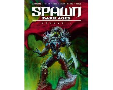 SPAWN DARK AGES VOLUME 1 : HORREUR MEDIEVALE CHEZ DELCOURT