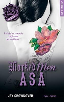 Marked Men, Saison 6: Asa de Jay Crownover - Editions HUGO ROMAN