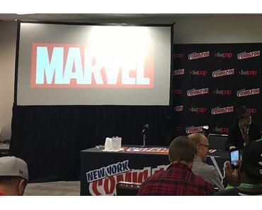 Une Comic-Con de New-York compliquée pour Marvel