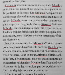 Shikanoko, t. 1. L'Enfant du Cerf, de Lian Hearn (2017)