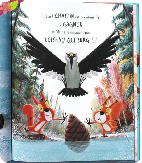 Pas touche ! de Rachel Bright et Jim Field - Gautier-Languereau