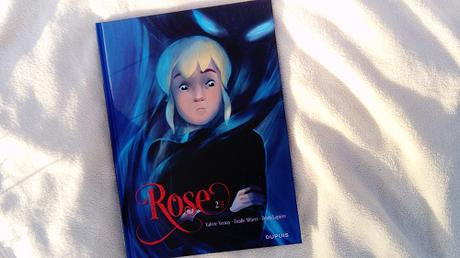 Rose T2/3 – Valérie Vernay, Denis Lapière et Emilie Alibert
