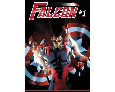 FALCON #1 : LA NOUVELLE VIE DE SAM WILSON (MARVEL LEGACY)