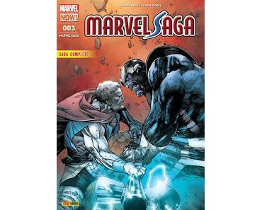 MARVEL SAGA 3 UNWORTHY THOR : INDIGNE MAIS SPLENDIDE