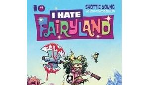Skottie Young hate Fairyland, Tome