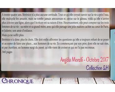 Juste quelqu'un de bien – Angéla Morelli