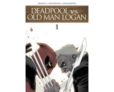 DEADPOOL Vs OLD MAN LOGAN #1 : ENCORE UN TEAM-UP DEGLINGO POUR DEADPOOL