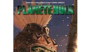 Planete hulk retour marvel deluxe chez panini