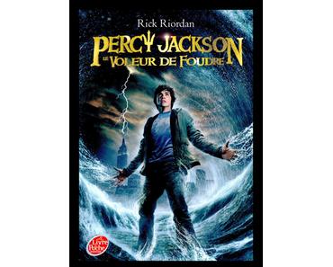 Percy Jackson Tome 1 : Le voleur de foudre, Rick Riordan
