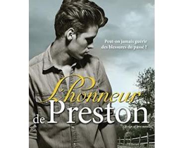 'L'honneur de Preston' de Mia Sheridan