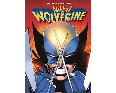 ALL-NEW WOLVERINE TOME 1 : LAURA KINNEY DEVIENT WOLVERINE