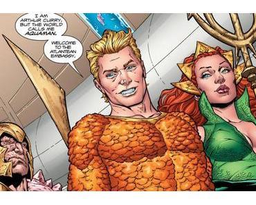 Recit Complet Justice League n°3