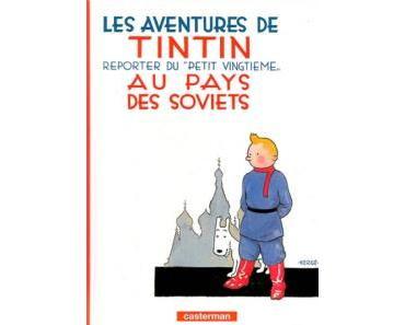 Tintin au pays des Soviets • Hergé