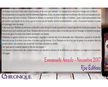 Trois-Pattes – Emmanuelle Amadis
