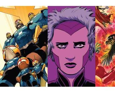 Guardians of the Galaxy #146, Royals #10, Avengers #673