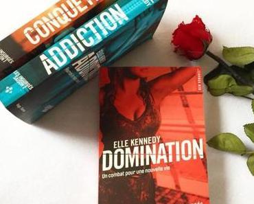 Les insurgés, Tome 3 : Domination – Elle Kennedy