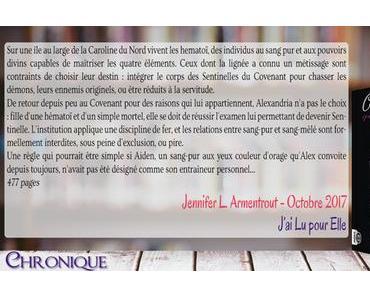 Covenant #1 – Démon suivi de Sang-mêlé – Jennifer L. Armentrout
