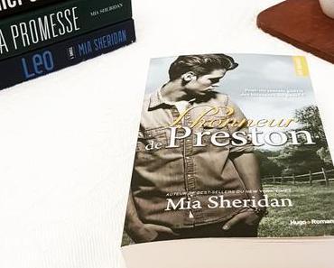 L'honneur de Preston | Mia Sheridan