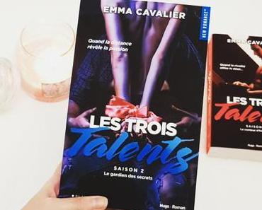 Le Gardien des secrets | Emma Cavalier (Les Trois Talents #2)