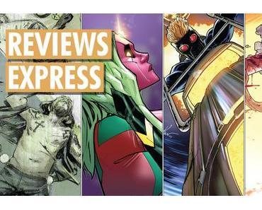 Titres Marvel Comics sortis le 15 novembre 2017