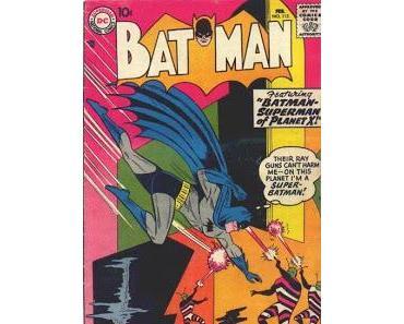 OLDIES : LE BATMAN DE ZUR-EN-ARRH (BATMAN #113) - BATMAN SUR LA PLANETE X