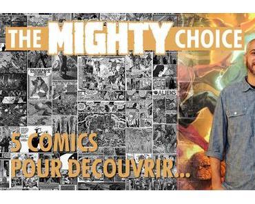 5 comics pour découvrir Axel Alonso
