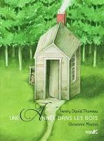 Une année dans les bois - Henry David Thoreau et Giovanni Manna